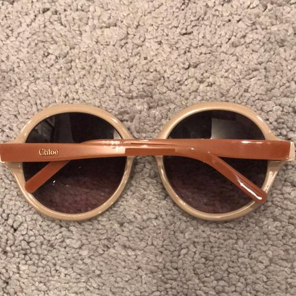 319867fd7be2 Chloe Accessories - Chloé round retro sunglasses